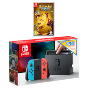 Nintendo Switch Rayman Legends Ultimate Bundle + £30 eShop Credit