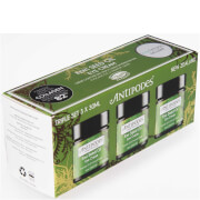 Antipodes Exclusive Triple Pack - Kiwi Seed Oil Eye Cream (3 x 30ml) (Worth £95.97)