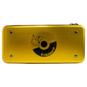 Nintendo Switch Hard Pouch Pikachu Case - Aluminium