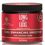 Crème de Coiffage Long and Luxe Curl Enhancing Smoothie As I am 454 g