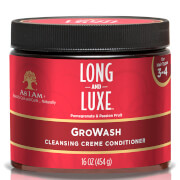 As I Am Long and Luxe Gro Wash Conditioner 454g