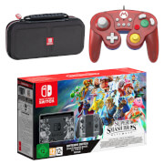 Nintendo Switch Super Smash Bros. Ultimate Edition Mario Pack
