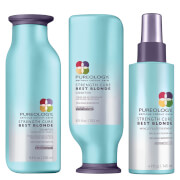 Pureology Strength Cure Best Blonde Trio