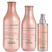 Trio de Shampoo, Condicionador e 10-em-1 Expert Vitamino da L'Oréal Professionnel Serie