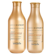 Duo de Shampooing et Soin Absolut Repair Lipidium L'Oréal Professionnel Paris