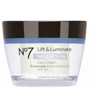 Boots No.7 Lift and Luminate Triple Action Day Cream SPF30 1.69oz