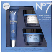 Boots No.7 Lift and Luminate Triple Action Skincare System 1.6oz