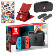 Nintendo Switch Super Mario Party Pack