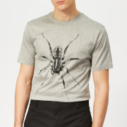 Lanvin Men's Spider Print T-Shirt - Grey