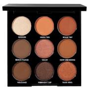 Morphe 9B Bronzed Babe Eye Shadow Palette