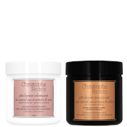 Christophe Robin Cleansing Volumizing and Thickening Paste Duo (Worth $106)