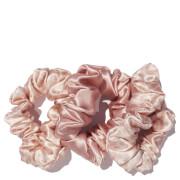 Slip Silk Skinnies - Pink/Snow Leopard (Pack of 3)