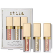 Stila Iridescent Glitter & Glow Duo Chrome Liquid Eyeshadow Set