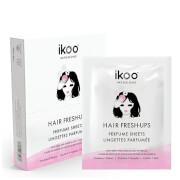 ikoo Perfume Sheets Fresh Hair Ups (Box of 8 Sachets)