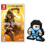 Mortal Kombat 11 + Pixel Pals Lamp - Sub-Zero