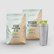 Pack performance vegan