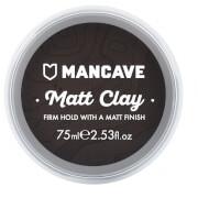 ManCave Matt Hair Clay 75ml