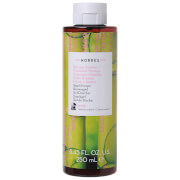 KORRES Natural Cucumber Bamboo Shower Gel 250ml