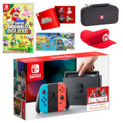 Nintendo Switch New Super Mario Bros. U Deluxe Pack