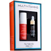 Sunday Riley Multivitamins Kit (Worth $40.00)