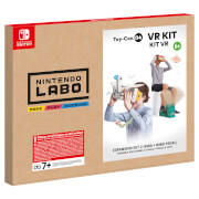 Nintendo Labo: VR Kit – Expansion Set 2 (Bird + Wind Pedal)