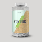 Vegan Vitamin B12 Supplement
