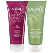Caudalie Shower Gel Duo 200ml (Worth £18.00)