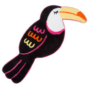 Sass & Belle Toucan Shaped Rug