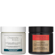 Christophe Robin Full-Size Regenerating Mask and Travel Size Cleansing Purifying Scrub Bundle (Worth $90.00)