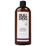 Bulldog Black Pepper & Vetiver Shower Gel 500ml