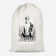 St. Patricks Day Cotton Storage Bag