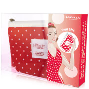Mavala Anniversary Set with 60's Red Dot Purse (Worth £35.00)