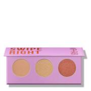 NIP+FAB Highlight Palette - Swipe Right 02 12g