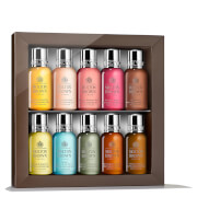 Molton Brown Discovery Bathing Travel Collection 10 x 30ml