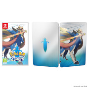 Pokémon Sword + SteelBook