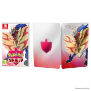 Pokémon Shield + SteelBook