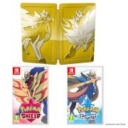 Pokémon Sword and Pokémon Shield Dual Pack