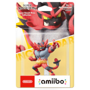 Incineroar No.79 amiibo