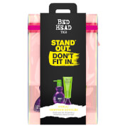 TIGI Bed Head Curly Hair Gift Set with Hydrating Oil and Curl Cream (Worth £29.75)