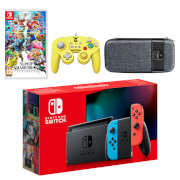 Nintendo Switch Super Smash Bros. Ultimate Pack