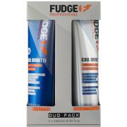 Fudge Cool Brunette Duo 2 x 250ml