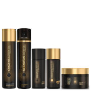 Sebastian Professional Dark Oil Bundle + 2 Free Travel Sizes (Worth £65.20)