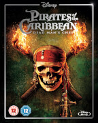 Pirates Of The Caribbean - Dead Mans Chest