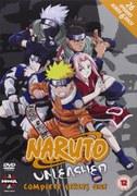 Naruto Unleashed - Seizoen 1 - Compleet