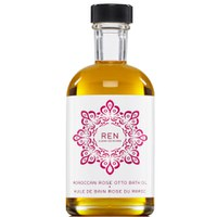 REN Moroccan Rose Otto Bath Oil (110 ml)