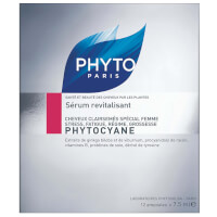 Phyto PhytoCyane Sérum Traitement Densité-Volume-Brillance (12x7.5ml)