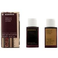 Eau de Toilette Vanille, Freesia et Lychee Korres (50 ml)