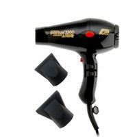 Parlux 3200 Compact Ceramic Ionic Hair Dryer - Sort