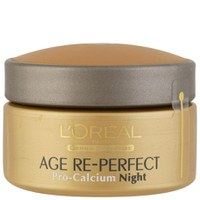 L'Oreal Paris Dermo Expertise Age Perfect钙原因子加强晚霜(50ml)