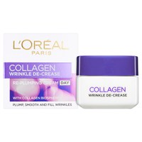 L'Oreal Paris Dermo Expertise Wrinkle Decrease Collagen Re-plumper Dagkrem (50ml)
